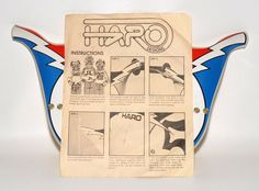 Haro by Bob Haro.