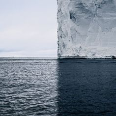 birdwings:      Greenland Iceberg, an awarded photograph in a series of near-sculptural photographs of icebergs shot by David Burdeny    This is insane.