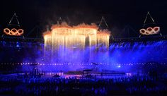 #London2012 Olympic Games open in spectacular style e Beijing 2008 Sii Best