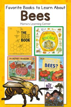 Bee Writing Booklet with Picture Dictionary - Mamas Learning Corner Bee Life Cycle, Bee Book, Social Studies Notebook, American History Lessons, Read Aloud Books, Picture Dictionary, Bee Theme, Life Cycles, Mini Books