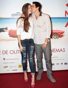 Camila Queiroz - Atriz - actriz - modelo - fashion model - Brasil - brasileira - brasileño - Brazil - Brazilian - telenovela - novela - tv - verdades secretas - secret truths - Angel - cabelo - hair - pelo - bonito - beautiful - hermosa - longo - comprido - long - largo - inspiration - inspiração - inspiración - estilo - style - look - casual - elegant - elegante - jeans - blusa - shirt - White - branca - blanco - Actor - ator - Reynaldo Gianecchini - kiss - beso - beijo