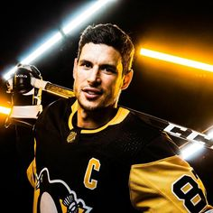Sid's been putting that Ribcor quick release to good use this season!  How many 🚨 for in the back half of the year? Ccm Hockey, Hockey Baby, Hockey Puck, Hockey Girls, Hot Hockey Players, Nhl Players, Pittsburgh Sports, Pittsburgh Penguins Hockey, Nhl Wallpaper