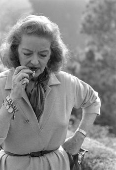 Lawrence Schiller, Bette Davis, Bel Air, 1962