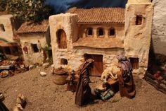 Los pastores, los reyes magos, San José, la Virgen María y el niño Jesús… pronto podrás disfrutar de nuestro tradicional Belén.
