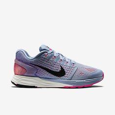 ea04d6ad6896 Nike LunarGlide 7 – Chaussure de running pour Femme Chaussure Running