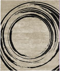 Christopher Fareed Skoll Highland Hand Knotted Tibetan Rug from ModernRugs.com