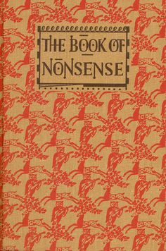 The Book of Nonsense (1956).