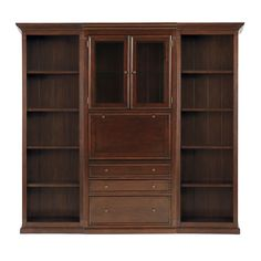 Tuscan 3-Piece Secretary Group