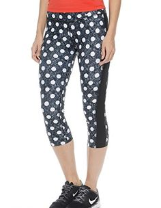 054848f703fc5 Nike Womens Legend Spots Tight Training Capris XSmall   You can get  additional details at the image link.