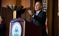 New EPA Chief Pruitt Pledges to be Pro-Jobs, Pro-Environment