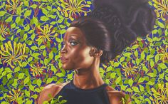 Kehinde Wiley: A New Republic at the Brooklyn Museum. #YourArtWeekend