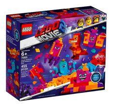 Lego Movie 2-banarnar personnage Split de 70824-Queen watevra wa/'nabi