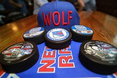 NY Rangers First Game of the Season! Wicked Wolf = RANGERSTOWN! October 7, 2015