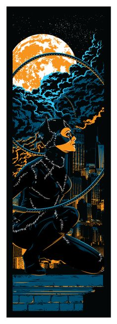 Michelle Pfeiffer Selina Kyle | ... Limited Edition Print Featuring Michelle Pfeiffer As Selina Kyle