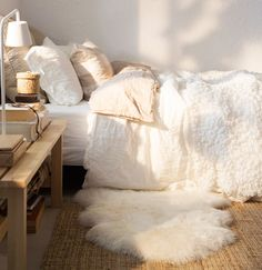 How to make to perfect comfiest bed ever
