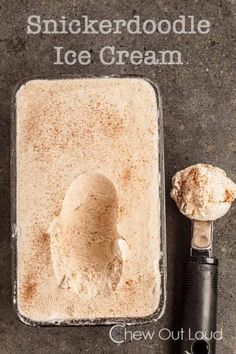 Get the best of both worlds with your favorite cookie flavor wrapped into a scoop of cool and creamy ice cream. Get the recipe at Chew Out Loud.