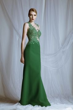 Fadwa Baalbaki Spring/Summer 2014 Couture Collection @Maysociety