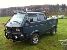Vw Doka, Vw T3 Syncro, Vw Bus T3, Volkswagen 181, Living On The Road, Buggy, 4x4 Trucks, Cool Cars, Jeep