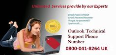 We are committed to making your support experience easy. Outlook Support team are give you best support for recover Outlook password.
