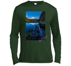 Mt. Hood Reflections: Limited Edition Photo T-Shirt