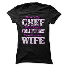 CHEFS WIFE(v2) T-Shirt Hoodie Sweatshirts euo. Check price ==► http://graphictshirts.xyz/?p=72410