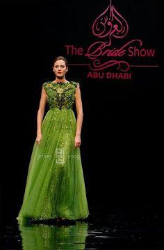 Abu Dhabi Brideshow 2012 - Amato Haute Couture