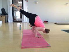 Yoga Arm Balances and Inversions http://www.brianball.yoga