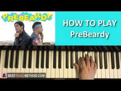 HOW TO PLAY - nigahiga - PreBeardy (Piano Tutorial Lesson)