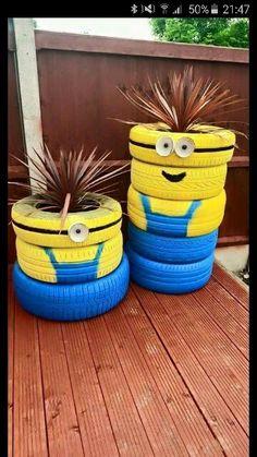 Tyre minion