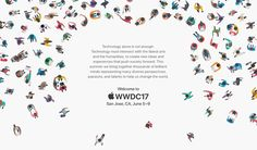 Svartling Network: Apple's WWDC 2017 will be at June 5