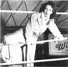 Womens Pro Wrestling: Mildred Burke - Classic Women's Pro Wrestling