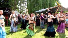 Oropher - des Teufels Brut - Mirabilia, Salinenfest Rheine