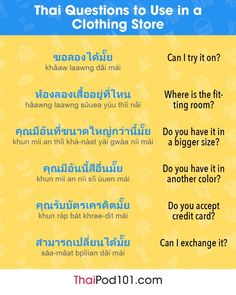 Teaching English Grammar, English Language Learning, English Vocabulary, English Study, Learn English, Thai Phrases, Thailand Language, Thai Alphabet, Learn Thai Language