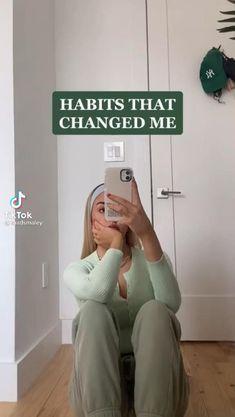 Teen Life Hacks, Life Hacks For School, Useful Life Hacks, Girl Advice, Girl Tips, Sport Motivation, Good Habits, Healthy Habits, Get My Life Together