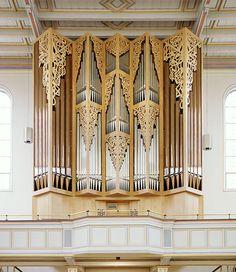 Haan, Evangelische Kirche - lobback-orgel. http://hiitmaster.net/pre-workout-meal/