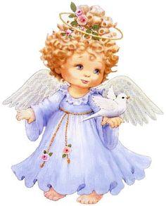 dulce   ángel    de   la  guarda