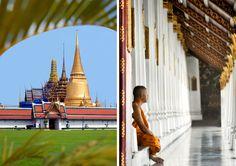 BANGKOK: traumhafte impressionen von dem fräulein glücklich: Bangkok...die Stadt der Gegensätze