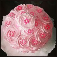 Rosas de mis pasteles de laura hrynenkiw