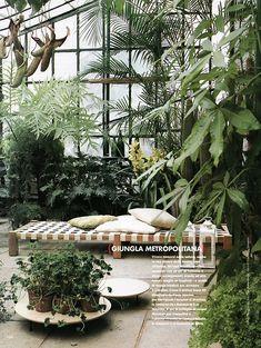 Een oase van rust; plekje om even helemaal bij jezelf te zijn/komen *Oasis of calmness