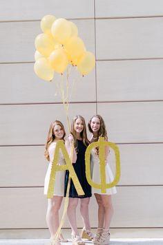 Sunshine with sisters! Regan Shorter Photography #aoe #alphaphi