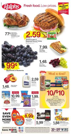 Ralphs Weekly Ad Circular February 8 - 14 United States #Grocery #Ralphs