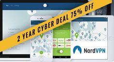 NordVPN Black Friday Deal 2016 – Cyber Monday & Thanksgiving Sale is Live!  https://vpnstart.com/nordvpn-black-friday/