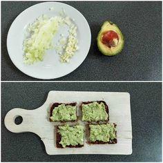 Avocado Toast, Breakfast, Food, Lettuce Recipes, Salads, Spreads, Website, Berries, Simple
