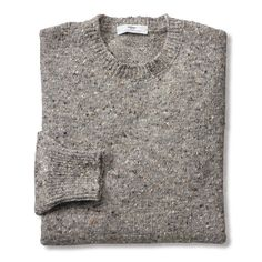 Put This On • Flecked Sweaters for Fall