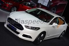Ford Mondeo Hybrid Electric