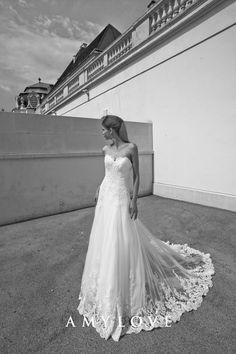 Suknia ślubna Lavare / Kolekcja Amy Love Bridal 2017