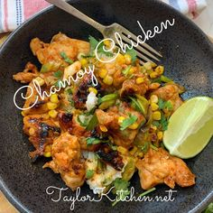 New Chicken Recipes, Mexican Food Recipes, Dinner Recipes, Ethnic Recipes, Stove Top Chicken, Sweet Potato Wedges, Skillet Dinners, Roasted Sweet Potatoes, Bon Appetit