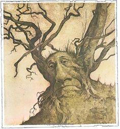 Brian Froud  monsterism:    Brian Froud.
