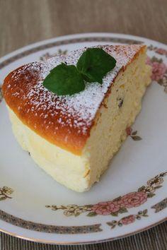 Polish Recipes, Polish Food, Vegan Sweets, Cheesecake, Food And Drink, Pudding, Baking, Film, Cakes