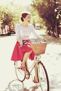 That will be me in the future in Paris just me my bike and my bookstore